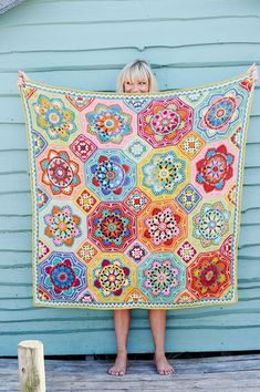 Stylecraft Eastern Jewels Blanket