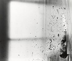 Willem de Kooning, New York (1959) -by Arnold Newman