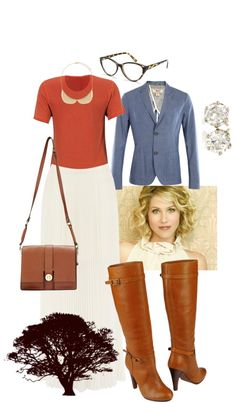 """""""Hello August, my old friend..."""" by mrsrutledge1810 on Polyvore"""