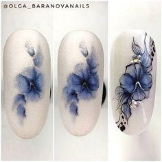 Nails Now, Fun Nails, Hair Designs, Nail Art Designs, Long Fingernails, Nailart, Ombre Lips, Nail Art Videos, Flower Nails