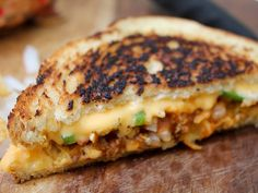 Frito Pie Grilled Cheese - http://pinned-recipes.net