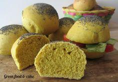 Panini al curry http://blog.giallozafferano.it/greenfoodandcake/panini-curry/