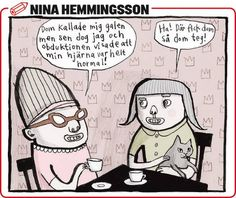 ~ Nina Hemmingsson ~