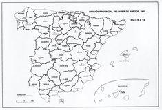 Organización territorial en la España del XIX : el nacimiento de las provincias / @geoinfinita | #socialgeo