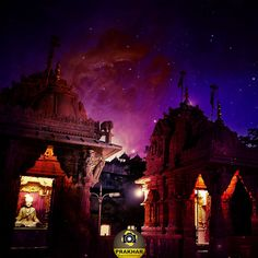 Incredible India - Google+ - Evening of Swaminarayan Tample - Atladra - Vadodara …
