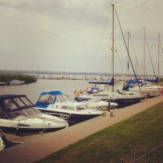 #zeglarstwo #marina #lubczyna