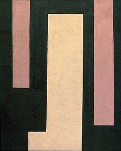 myron stout, untitled, 1951