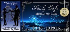 Fairly Safe Blog Tour    Author: Deborah Ann Davis