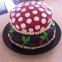 My little rockabilly cake