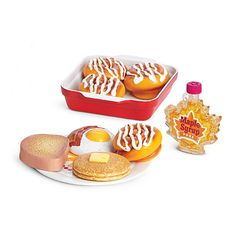 American Girl® Accessories: Delicious Breakfast