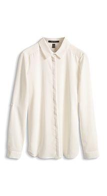Esprit / soft crepe shirt blouse