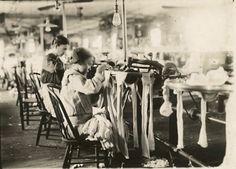 1900 - Filature - USA
