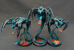 GMM Studios: (11/30/12) Elemental Necron Army