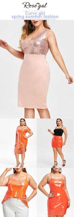 e93814abcd3 161 Best Plus Size Dresses images in 2019