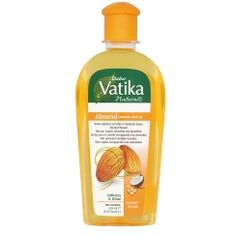 Vatika Hair Oil Almond 200ml at Superdrug