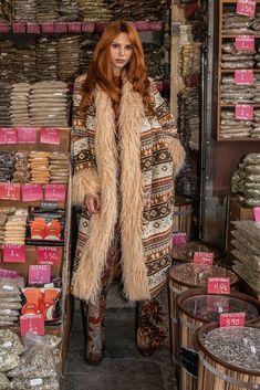 KING AZTEC COAT - Outerwear - NIDODILEDA