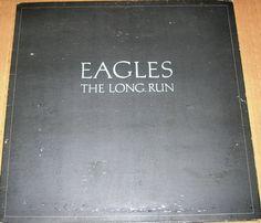 "The Eagles/Joe Walsh ""Long Run & The Smoker You Drink"".......Vinyl Records"