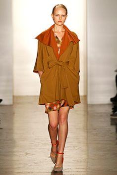 Fall 2012 Ready-to-Wear  Costello Tagliapietra - Runway