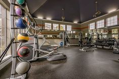 If you're an apartment manager or complex owner looking to create a high-quality fitness center, we will work with you to provide the best rubber flooring solutions to give you and your tenants the best possible fitness experience!  #fitnesscenter #condogym #apartmentgym #commercialflooringsolutions #rubberflooring