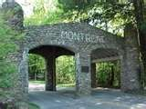 Montreat, NC is one of the most beautiful and peaceful places I've ever been.  Also, a Presbyterian camp!