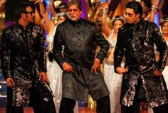 Bol Bachchan video song from Bol Bachchan movie, directed by Rohit Shetty. This song has been picturized on Amitabh Bachchan, Abhishek Bachchan & Ajay Devgan..