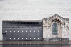 Peter Zumthor > Kolumba + intervención hecha en la capilla por Gottfried Böhm en los años 50