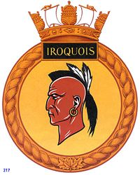 The Iroquois Indians refused to side with the French or the British.