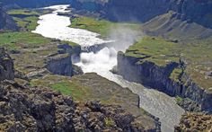 Jokulsargljufur National Park, Iceland - Blake D