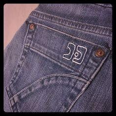 Joe's Jeans Bootcut Adorable Bootcut jeans in a darker blue. Barely worn and no signs of wear! Super soft! Will take reasonable offer. Joe's Jeans Jeans Boot Cut