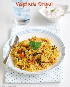 vegetable-biryani-recipe by Raks anand, via Flickr