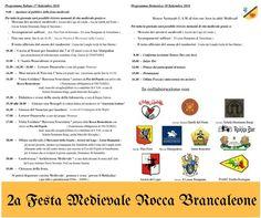 Italia Medievale: Festa Medievale alla Rocca Brancaleone