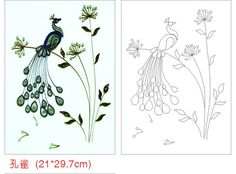 Necessary DIY Quilling Paper Patterns Quilling Template,.