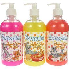 Seife flüssig Cottonino Tom & Jerry, 500ml aus Großhandel und Import