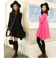 Aliexpress.com : Buy Free Shipping! 2013 New Knitted Fabric Hem Base Dress Rose And Black In Stock from Reliable fabric dress suppliers on Aliexpress Hot Sale Wholesale Store $8.49