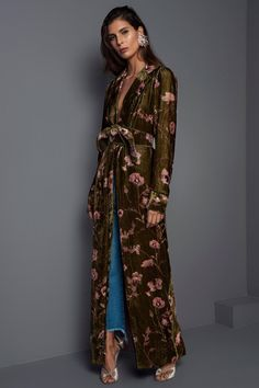This Sultry Robe by Johanna Ortiz