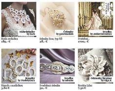 White couture Čarovná a noblesná biela. Vždy je in.