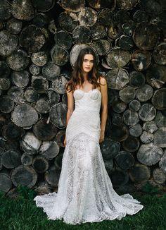 Rue De Seine Ash Gown  Wedding Dress on Sale 30% Off