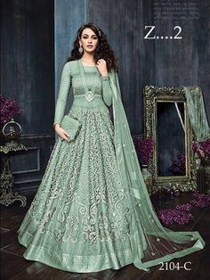 Pink Color Attractive Indian Bride Wedding Wear Fancy Embroidered Gorgeous Look Floor Length Heavy Pant & Lehenga Style Suit Indian Anarkali, Indian Gowns, Pakistani Dresses, Bridal Anarkali Suits, Anarkali Dress, Long Anarkali, Lehenga Choli, Designer Anarkali, Designer Gowns