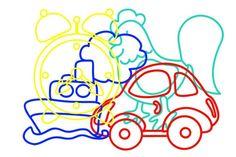 Objetos escondidos | Mírame y aprenderás Holiday Activities, Preschool Activities, Visual Perceptual Activities, Hidden Picture Puzzles, I Can Statements, Logic Games, Vision Therapy, Hidden Pictures, Preschool Worksheets