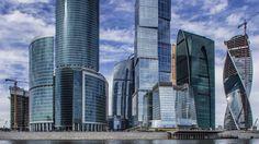 Bald ist das Hauptquartier in der russischen City fertig
