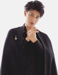 """""""Huang Zitao for Men's Uno China magazine """" Chanyeol, Exo Tao, Qingdao, Huang Zi Tao, Exo Official, Rapper, Korean Boy, Kim Minseok, Hot Guys"""