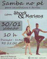 Blog Duchapeu : Samba no Pé com Adalberto Shock e Mariana - 30 de ...