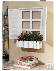 Top Trends in Online Shopping Site in Turkey Products Trendyol – Flowers Desing Ideas Diy Home Crafts, Craft Stick Crafts, Wood Crafts, Diy Home Decor, Window Wall Decor, Wooden Wall Decor, House Plants Decor, Plant Decor, Diy Dollhouse