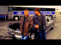 Quite possibly my favorite video of Jared & Jensen (Supernatural). A lot of good laughs and adorableness. Amazing how cute and funny they are. It's probably why the show is so successful — just the right amount of comedy mixed in!