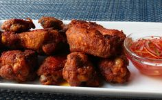 Food Wishes Video Recipes: Chennai Chicken Wings – A Football Snack from the Land of Cricket
