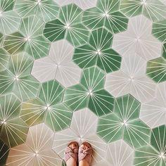 Trendy Ideas For Kitchen Backsplash Green Herringbone Pattern