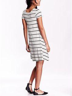 Women's Jersey Swing Dress Product Image