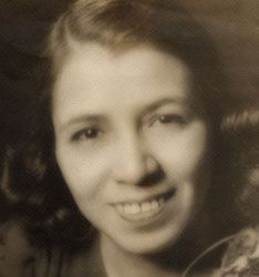 Online Exhibition: Not Lost in Translation: The Life of Clotilde Arias, a woman who was commissioned by the U.S. government to translate the National Anthem into a singable Spanish version. Great moment to talk about her after the Super Bowl's Coca-Cola commercial.