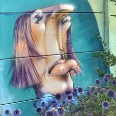 Caricature.  #caricature #graffitiart #graffiti  #StreetArt #street #streetphotography #sprayart #urban #UrbanArt #urbanwalls #wall #wallArt #wallporn #stencilart #art #instagraffiti #instagood #artwork #mural #tag #graffitiporn #streetartistry #photography #iPhonephotography #paris #france