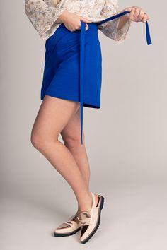 Astrid Wrap Shorts   Supply   Patterns   Kollabora